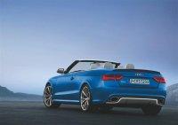 Внешний вид Audi RS5 2013 года