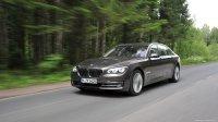 Тест-драйв BMW-750Li