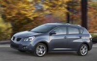 Pontiac Vibe (Понтиак Вайб) 2009 - обзор, фото, цена, характеристики, отзывы