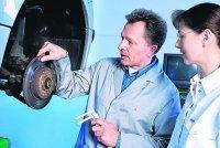 Как устранить шум тормозной системы
