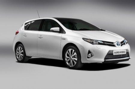 Модификация Toyota Auris