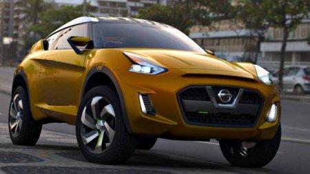 Концепт кар Nissan Extrem
