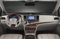 Интерьер (салон)  Toyota Sienna