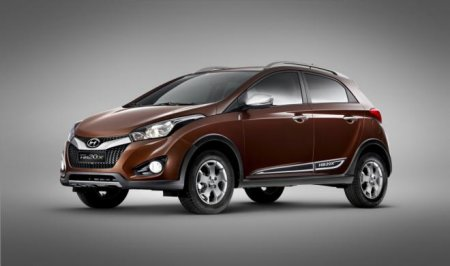 Внедорожник Hyundai HB20X