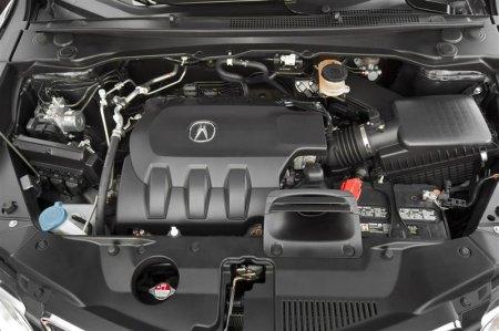 Двигатель Acura RDX 2013 года