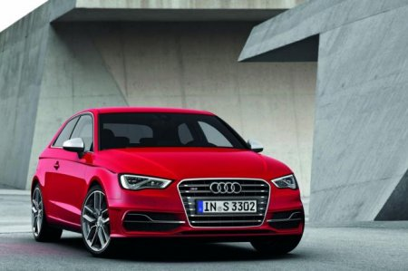 Audi S3 2013 года