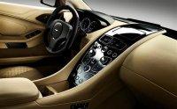 Салон Aston Martin Vanquish