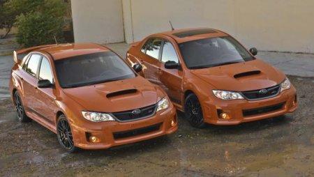 Subaru WRX & WRX STI
