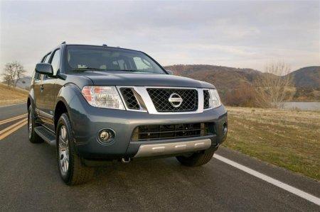 Nissan Pathfinder (Ниссан Патфайндер) 2012