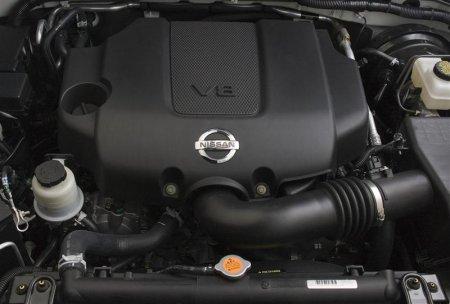 Двигатель Nissan Pathfinder 2012