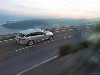 Тест Jaguar XF 2013