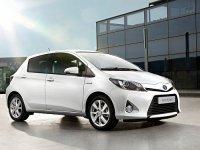Тест-драйв Toyota Yaris 2013