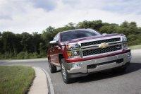 Chevrolet Silverado (Шевроле Сильверадо) 2014 - обзор, фото, цена, характеристики
