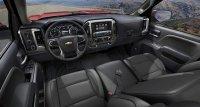 Салон Chevrolet Silverado 2014
