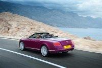 Автомобиль 2013 года Bentley Continental GT Speed кабриолет