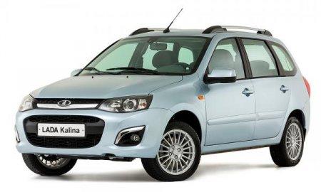 Второе поколение Lada Kalina
