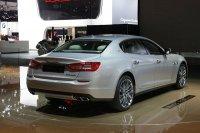 Автомобиль Maserati Quattroporte