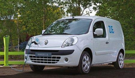 Электромобиль Renault Kangoo