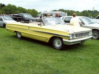 Ford Galaxie 500 Sunliner 1964 года