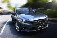 Mazda 6 (Мазда 6) 2013 - обзор, фото, цена, характеристики