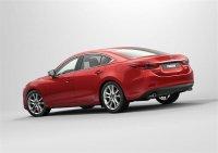 Внешний вид Mazda 6 2013