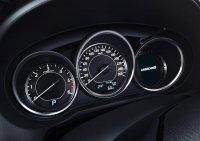 Приборная панель в Mazda 6 2013