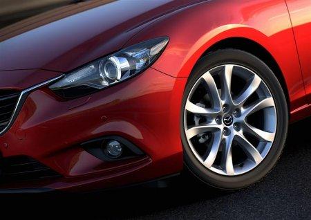 Оригинальный дизайн Mazda 6 2013