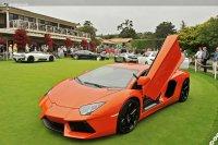Внешний вид Lamborghini Aventador LP 700-4