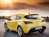 Хэтчбек Opel Astra GTC с дизельным двигателем