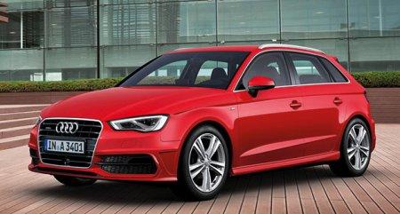 Тест нового Audi A3 Sportback