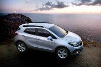 Новичок Opel Mokka