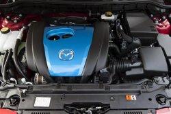 Двигатель в Mazda 3