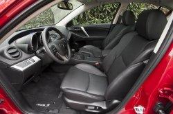 Салон Mazda 3 2013