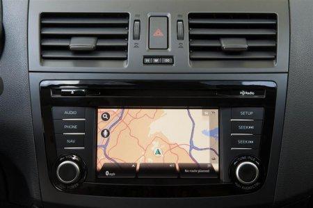 Дисплей в Mazda 3