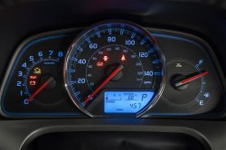 Спидометр и тахометр Toyota RAV4 2013
