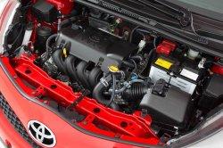 Двигатель Toyota Yaris 2013 года