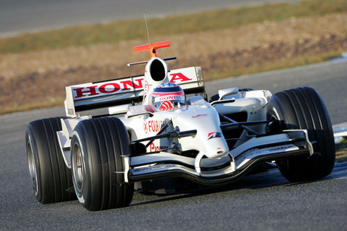 Болид Формулы 1