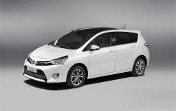 Toyota Verso (Тойота Версо) 2013 – цена, отзывы, видео, фото, характеристики