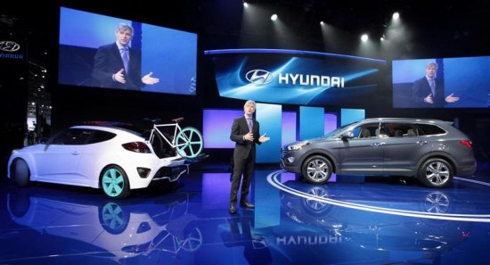 Hyundai Santa Fe (Хендай Санта Фе) 2013 – цена, тест, отзывы, фото