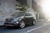 Внешний вид Hyundai Santa Fe 2013