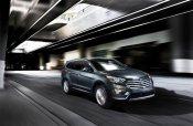 Обновленный Hyundai Santa Fe 2013
