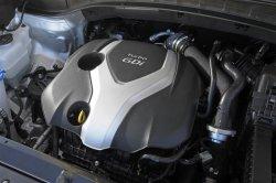 Двигатель Hyundai Santa Fe 2013