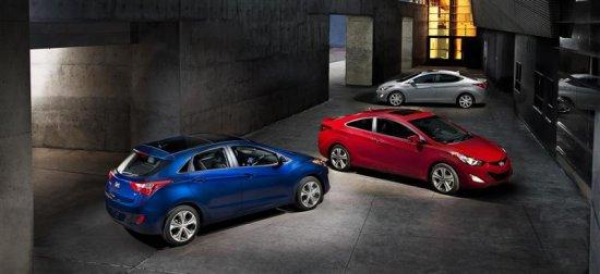 Hyundai Elantra Coupe (Хендай Элантра) 2013 – цена, фото, отзывы, технические характеристики