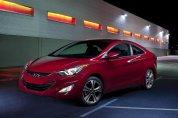 Новый Hyundai Elantra Coupe 2013 года