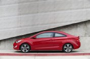 Hyundai Elantra Coupe версии 2013