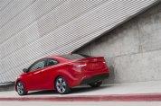Обновленный Hyundai Elantra Coupe 2013 года