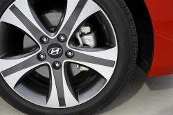 Дисковые тормоза на Hyundai Elantra 2013 года