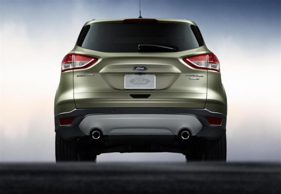 Ford Escape (Форд Эскейп) 2013 – цена, технические характеристики, отзывы, фото, обзор