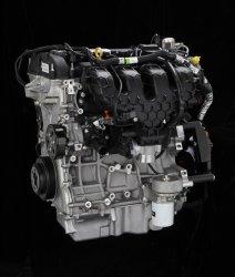 Двигатель в Ford Escape 2013 года