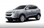 Кроссовер Hyundai Tucson 2013